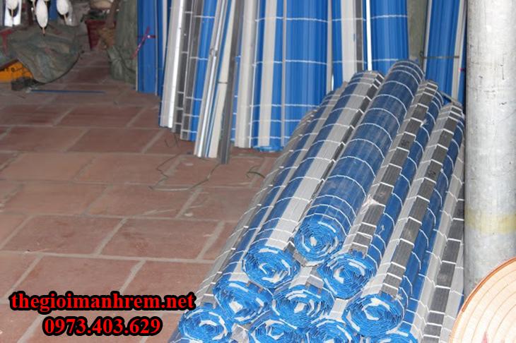 Xưởng sản xuất mành rèm nhựa che nắng