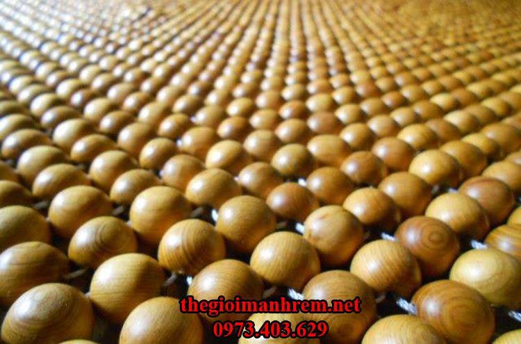 Rèm hạt gỗ cao cấp- địa chỉ bán mành hạt gỗ uy tín hà nội