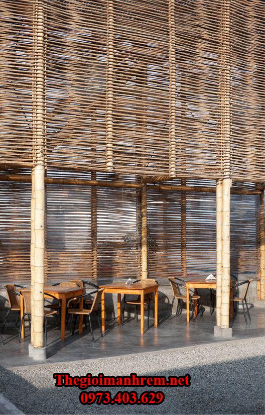 Mẫu nhà lá ở Lào Cai
