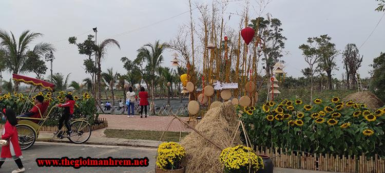 Dấu ấn làng quê Việt Nam
