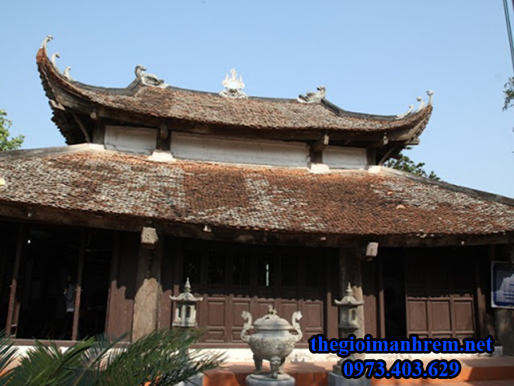Đình làng Giẽ Thượng