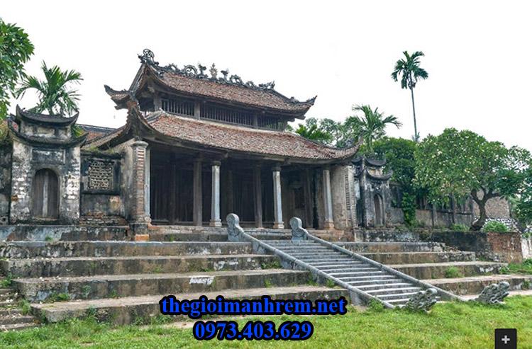Đình làng quê Việt Nam