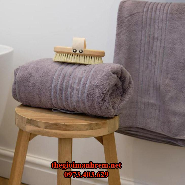 Khăn tắm bằng tre