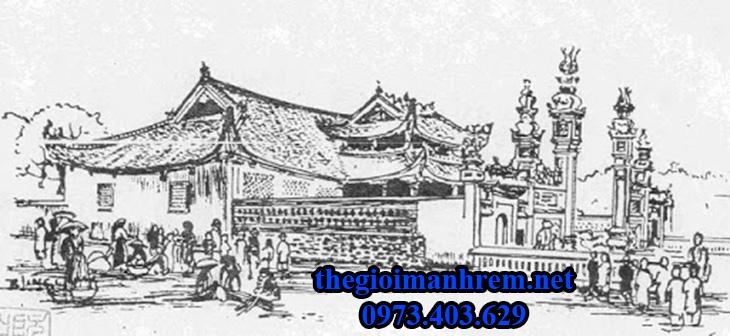 Nét văn hóa đình làng xưa