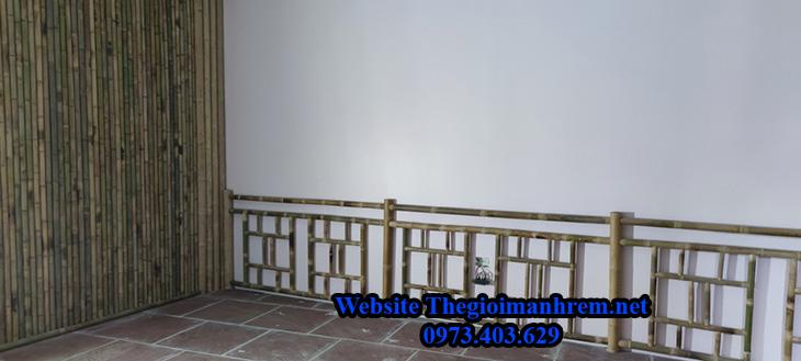 Thiết kế nội thất bằng tre